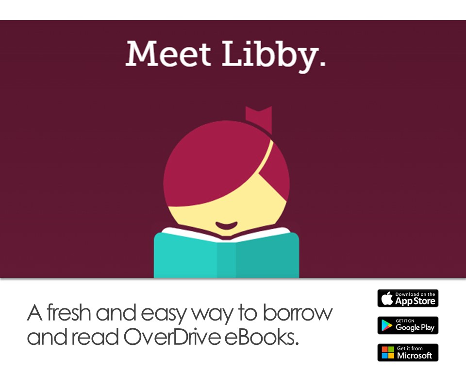 Meet Libby a Fresh and easy way to borrow and read Opens in new window